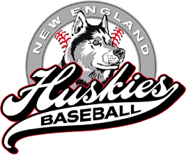 New England Huskies Baseball Logo