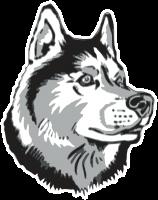 huskie-head-logo