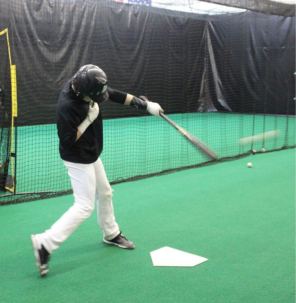 Hitting Instruction Gallery New England Huskies Baseball